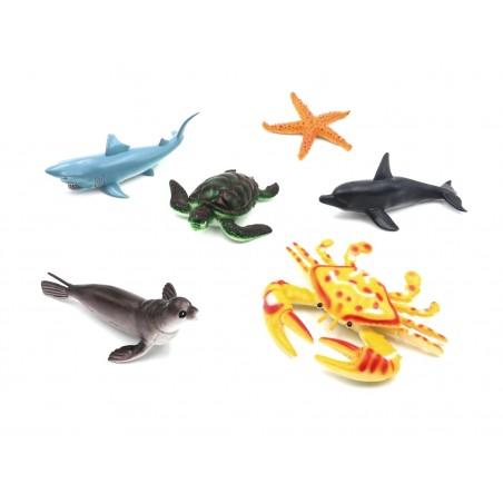 Saco animais marinhos