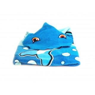 Poncho towel