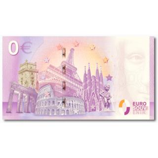 Billete Eurosouvenir
